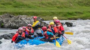 Rafting-West Glacial River-Descenso en balsa por el río glaciar del Oeste, región noroeste de Islandia-4