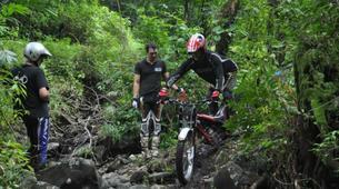 Motocross-Les Trois-Îlets-Moto Trial aux Trois Îlets, Martinique-6
