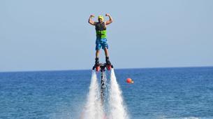 Flyboard / Hoverboard-Santorini-Flyboarding session in Santorini-1