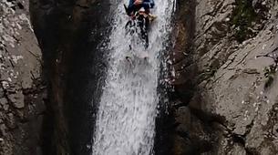 Canyoning-Prades-Canyon des Gorges de Taurinya, près de Prades-5