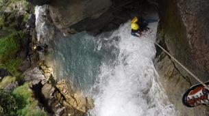 Canyoning-Lourdes-Canyon de Saugué à Lourdes-8