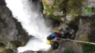 Canyoning-Lourdes-Canyon de Saugué à Lourdes-2