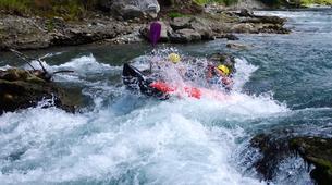 Canoë-kayak-Lourdes-Canoë Kayak dans la vallée des Gaves dans les Hautes-Pyrénées-2