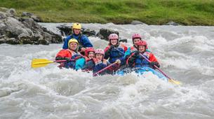 Rafting-West Glacial River-Descenso en balsa por el río glaciar del Oeste, región noroeste de Islandia-1