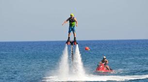 Flyboard / Hoverboard-Santorini-Flyboarding session in Santorini-2