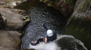 Canyoning-Prades-Canyon des Gorges de Taurinya, près de Prades-4