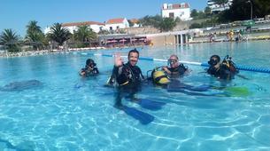 Scuba Diving-Santa Maria-Scuba diving PADI courses in Santa Maria, Azores-6