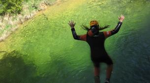 Canyoning-Nuria-Canyoning in the Gorges de Nuria-3