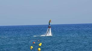 Flyboard / Hoverboard-Santorini-Flyboarding session in Santorini-4