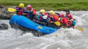 Rafting-West Glacial River-Descenso en balsa por el río glaciar del Oeste, región noroeste de Islandia-5