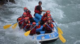 Rafting-Eygliers-Descente en Rafting de la Durance et du Guil dans le Queyras-6