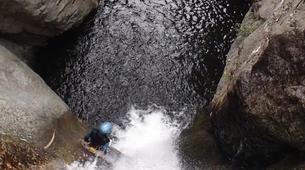 Canyoning-Prades-Canyon des Gorges de Taurinya, près de Prades-6