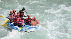 Rafting-Eygliers-Descente en Rafting de la Durance et du Guil dans le Queyras-2