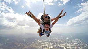 Parachutisme-Côte Amalfitaine, Amalfi-Saut en Parachute Tandem de 4500m sur la Côte Amalfitaine près de Naples-10