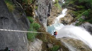 Canyoning-Lourdes-Canyon de Saugué à Lourdes-1