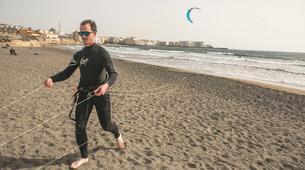 Kitesurf-El Médano, Tenerife-Kitesurfing courses on El Medano Beach, Tenerife-2