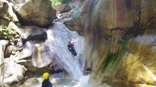 Canyoning-Laruns-Canyon de Soussouéou dans la Vallée d'Ossau, Laruns-5