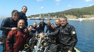 Scuba Diving-Santa Maria-Scuba diving PADI courses in Santa Maria, Azores-4