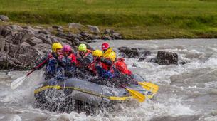 Rafting-West Glacial River-Descenso en balsa por el río glaciar del Oeste, región noroeste de Islandia-6