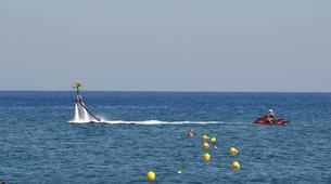 Flyboard / Hoverboard-Santorini-Flyboarding session in Santorini-6