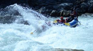 Rafting-Eygliers-Descente en Rafting de la Durance et du Guil dans le Queyras-4