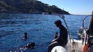 Apnea-Niza-First freedive in Nice, French Riviera-6
