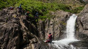 Canyoning-Tarascon-sur-Ariège-Canyon de l'Artigue en Ariège-5