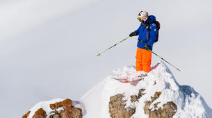 Ski Hors-piste-Tignes, Espace Killy-Ski Hors-pistes à Tignes, Espace Killy-2