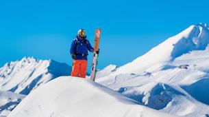 Ski Hors-piste-Tignes, Espace Killy-Ski Hors-pistes à Tignes, Espace Killy-1
