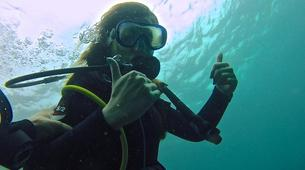 Buceo-Niza-First scuba dive in Nice, French Riviera-1