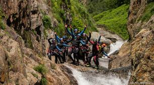 Canyoning-Tarascon-sur-Ariège-Canyon de l'Artigue en Ariège-1