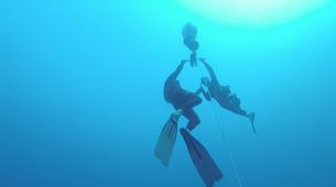Apnea-Niza-First freedive in Nice, French Riviera-2