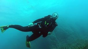 Buceo-Niza-First scuba dive in Nice, French Riviera-6
