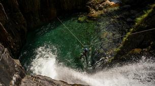 Canyoning-Tarascon-sur-Ariège-Canyon de l'Artigue en Ariège-6