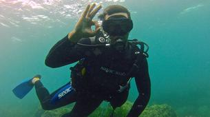 Buceo-Niza-First scuba dive in Nice, French Riviera-3