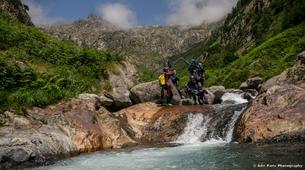 Canyoning-Tarascon-sur-Ariège-Canyon de l'Artigue en Ariège-2