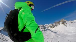 Ski Hors-piste-Tignes, Espace Killy-Ski Hors-pistes à Tignes, Espace Killy-3