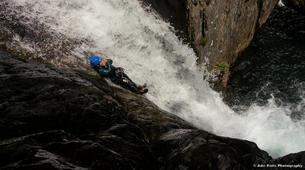 Canyoning-Tarascon-sur-Ariège-Canyon de l'Artigue en Ariège-3