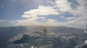 Kitesurfing-Corralejo, Fuerteventura-Beginner kitesurfing courses in Corralejo, Fuerteventura-5