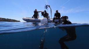 Apnea-Niza-First freedive in Nice, French Riviera-1