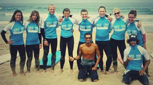 Surf-Agadir-Cours de surf à Tamraght, Maroc-2