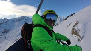 Ski Hors-piste-Tignes, Espace Killy-Ski Hors-pistes à Tignes, Espace Killy-4