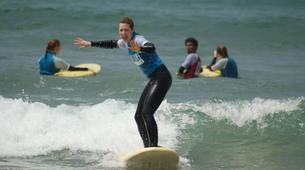Surf-Agadir-Cours de surf à Tamraght, Maroc-1
