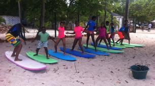 Surf-Le Moule-Stages de Surf au Moule, Guadeloupe-2