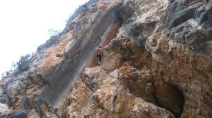 Escalade-Corte, Centre Corse-Initiation à l'Escalade dans Le Niolu près de Calacuccia-2