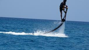 Flyboard / Hoverboard-Port-Louis, Grande-Terre-Session Flyboard ou Hoverboard en Guadeloupe-1
