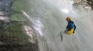 Canyoning-Nuria-Canyoning in the Gorges de Nuria-1