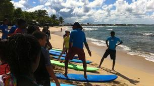 Surf-Le Moule-Stages de Surf au Moule, Guadeloupe-1