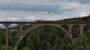Saut à l'élastique-Lyon-Saut à l'élastique du Viaduc de Pelussin (65 mètres), près de Lyon-6