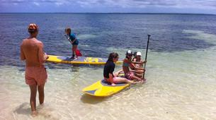 Stand Up Paddle-Morne-à-l'Eau-Balade Stand Up Paddle près du Morne à l'Eau, Guadeloupe-1
